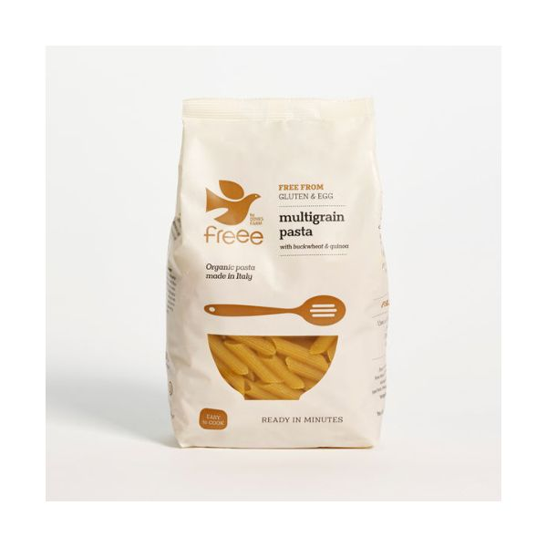 Doves Farm Gluten Free Maize & Rice Penne Pasta 500g