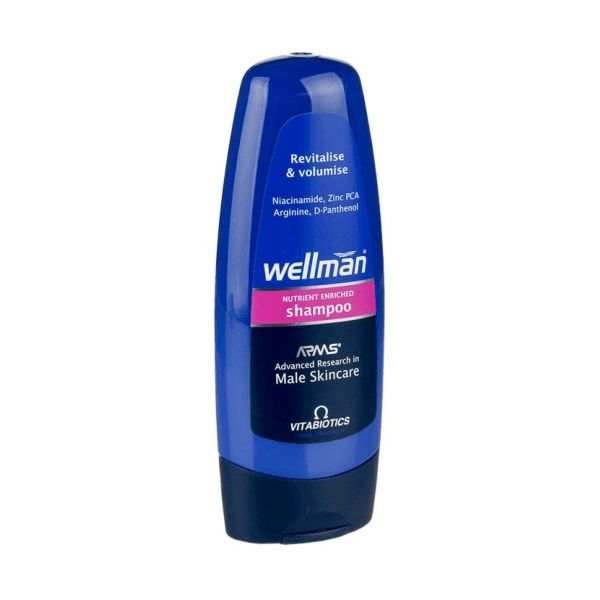 Vitabiotics Wellman Shampoo 250ml