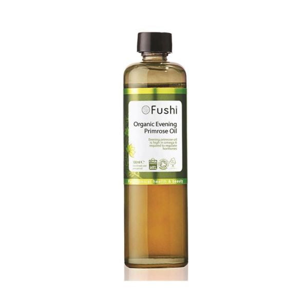 Fushi Organic Evening Primrose Oil 100ml