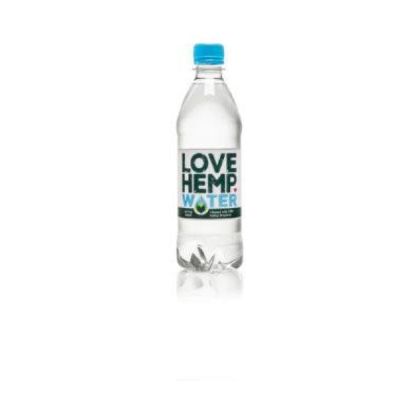 Windfall Logistics Love Hemp Water Love Hemp Water  Multipack  Cbd Infused (500mlx8)
