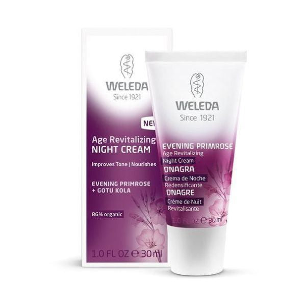 Weleda Evening Primrose Oil Revitalising Night Cream 30ml