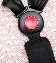 Load image into Gallery viewer, BabyZen Yoyo Cover - Shiny Peacock Pink