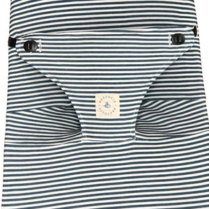 BabyBjorn Bouncer Cover - Stripes Heaven Green