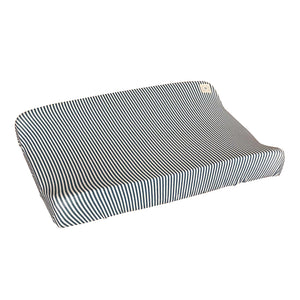 Changing Mat Cover - Stripes Heaven Dark Green
