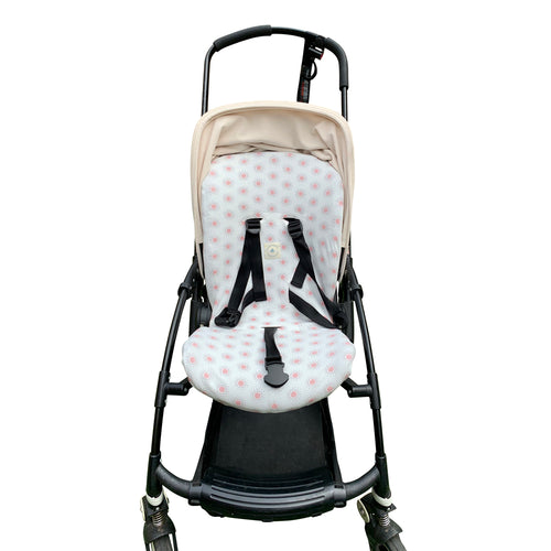 Bugaboo Bee Cover - Sunny Drops Pink