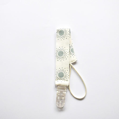 Pair of Dummy Clips - Sunny Drops Green