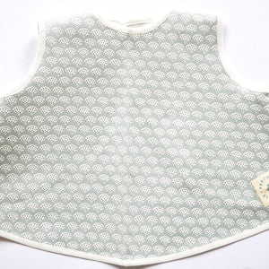 Coated Tunic - Shiny Peacock Green