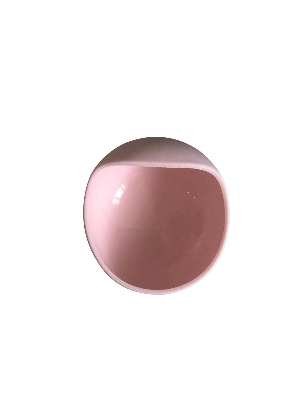 Silicone suction bowl - Pink