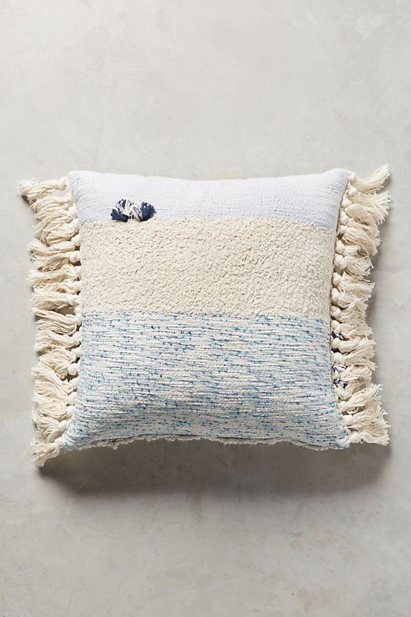 """River"" Anthropologie Pillows (2)"