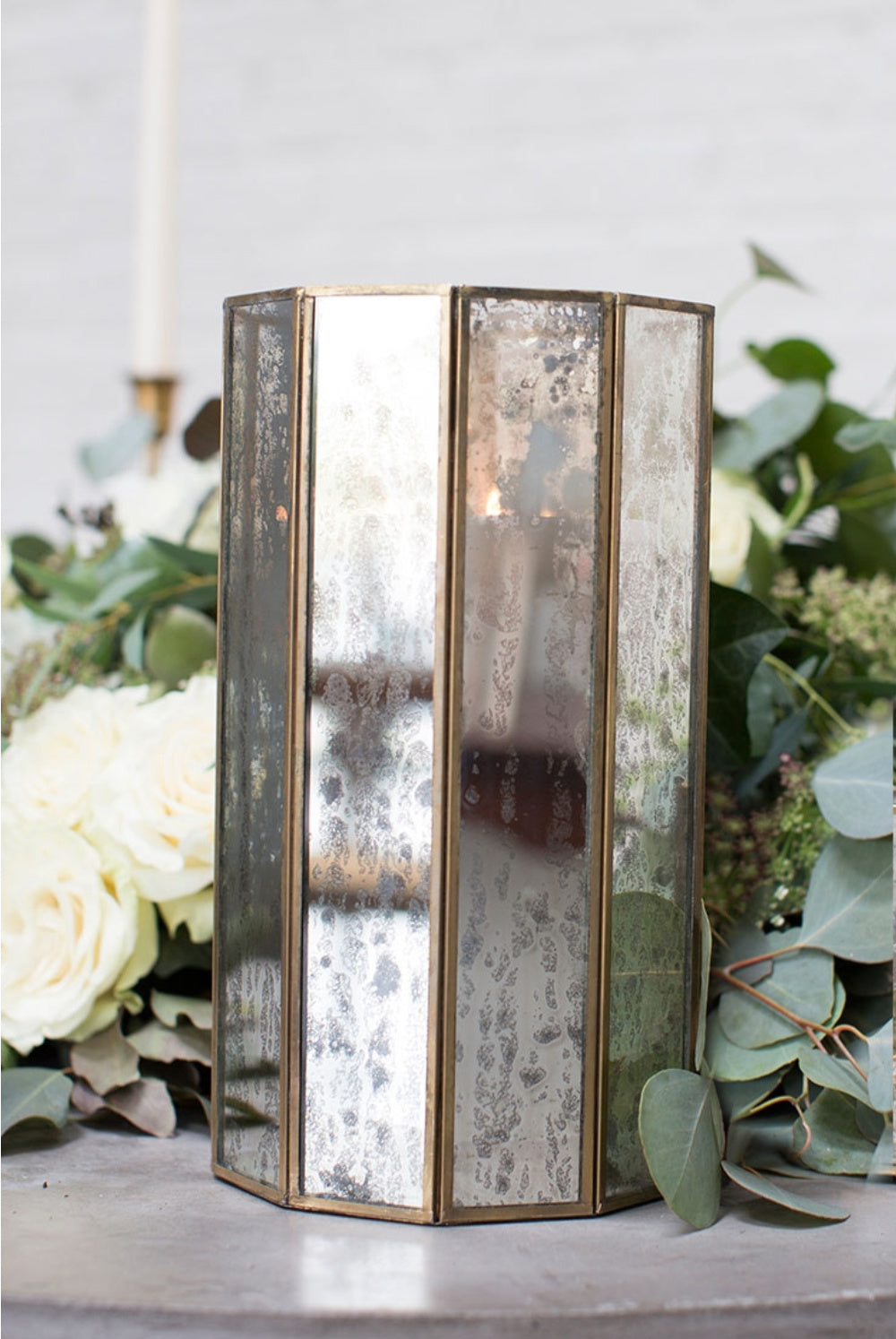 """A Million Dreams"" Candleholders 