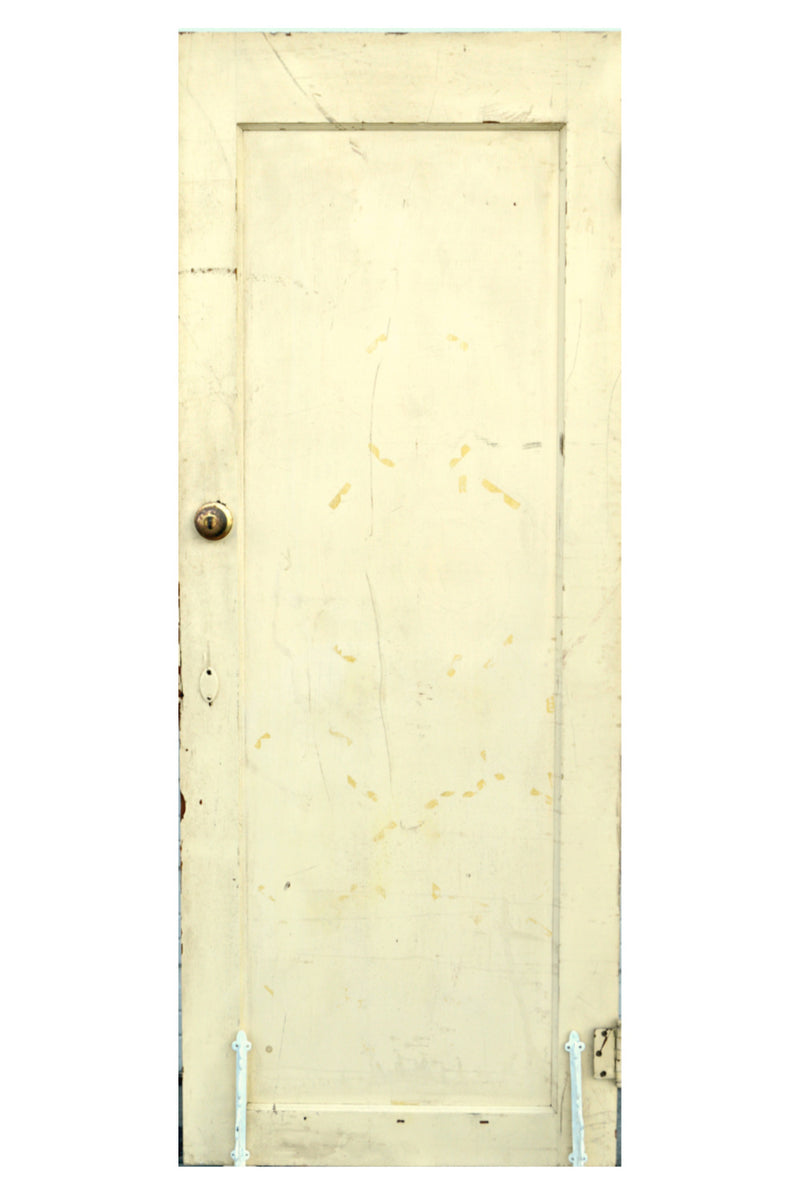 """Audrey"" Door Yellow"