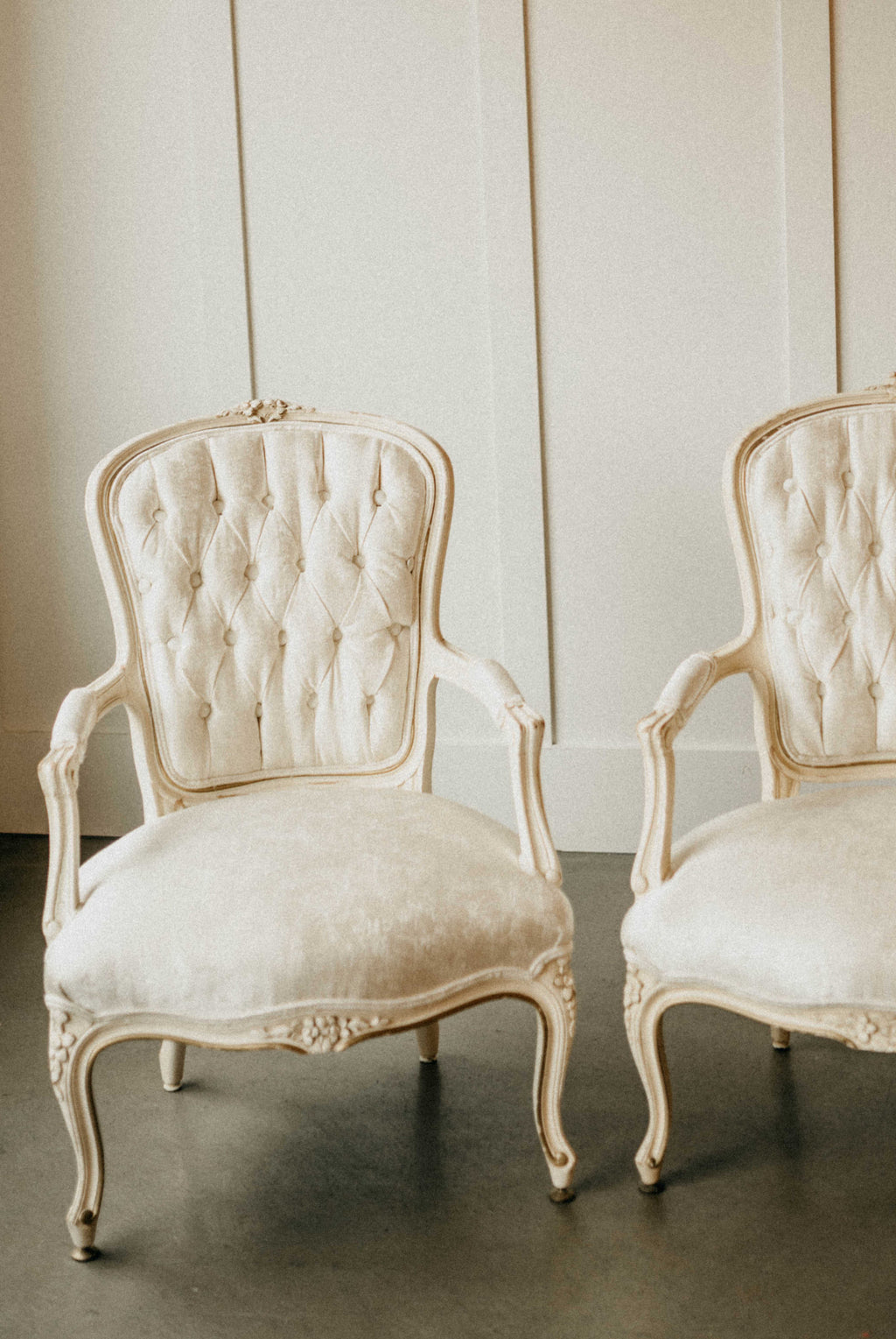 """Buttercup"" Chairs (2)"