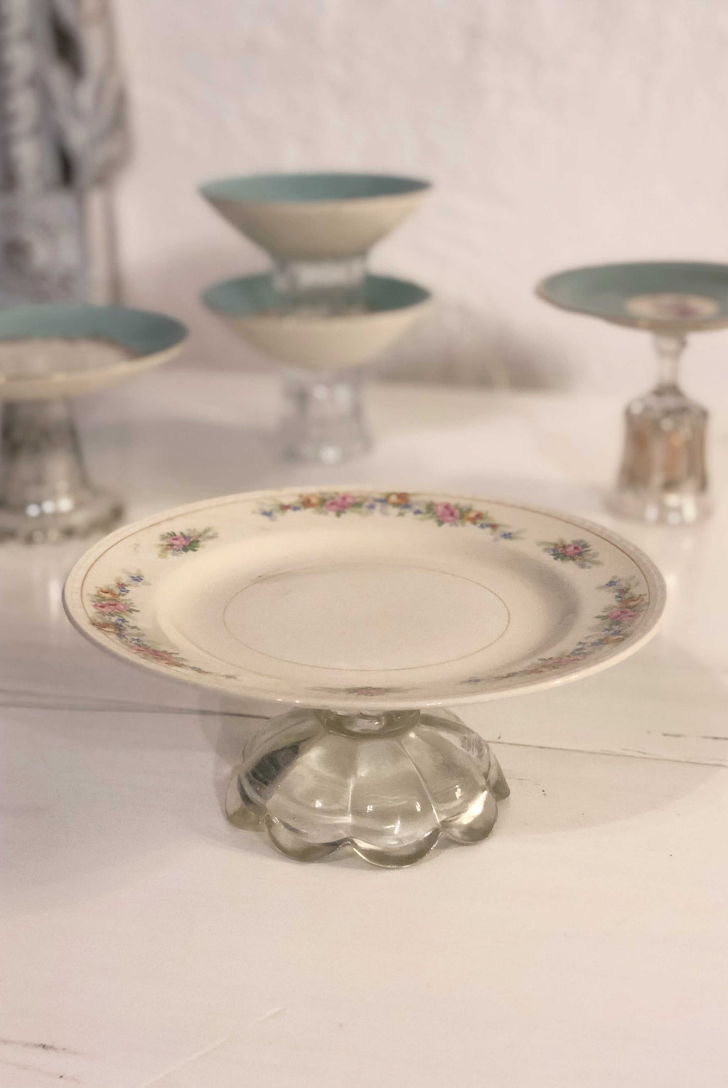 Vintage China Stands | 7 for $35