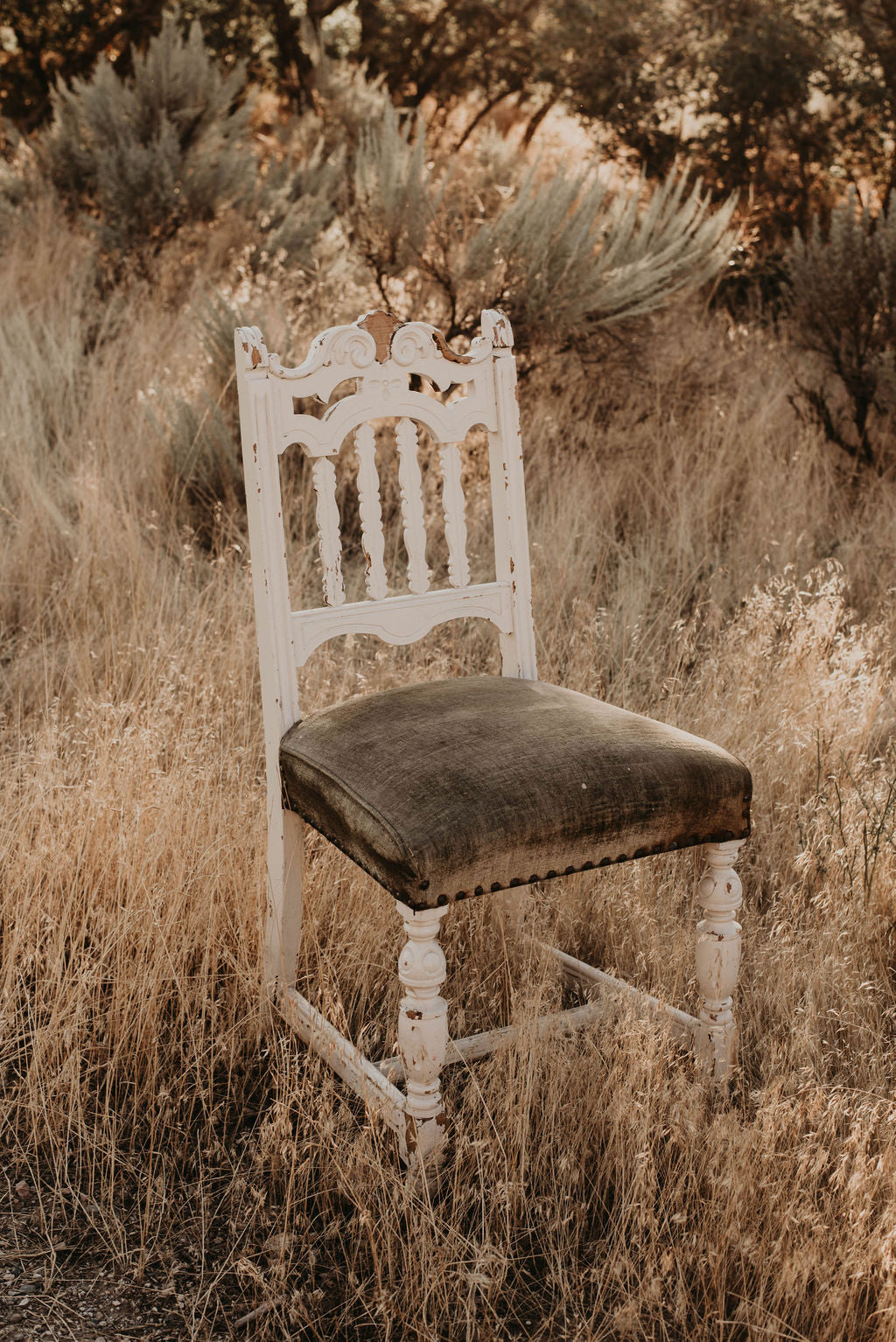 """West Indies"" Chair"