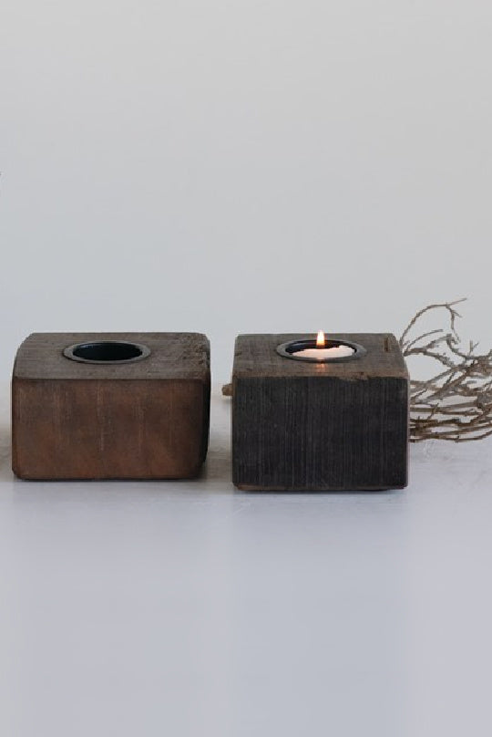 """Holland"" Tealight Candle Holders 