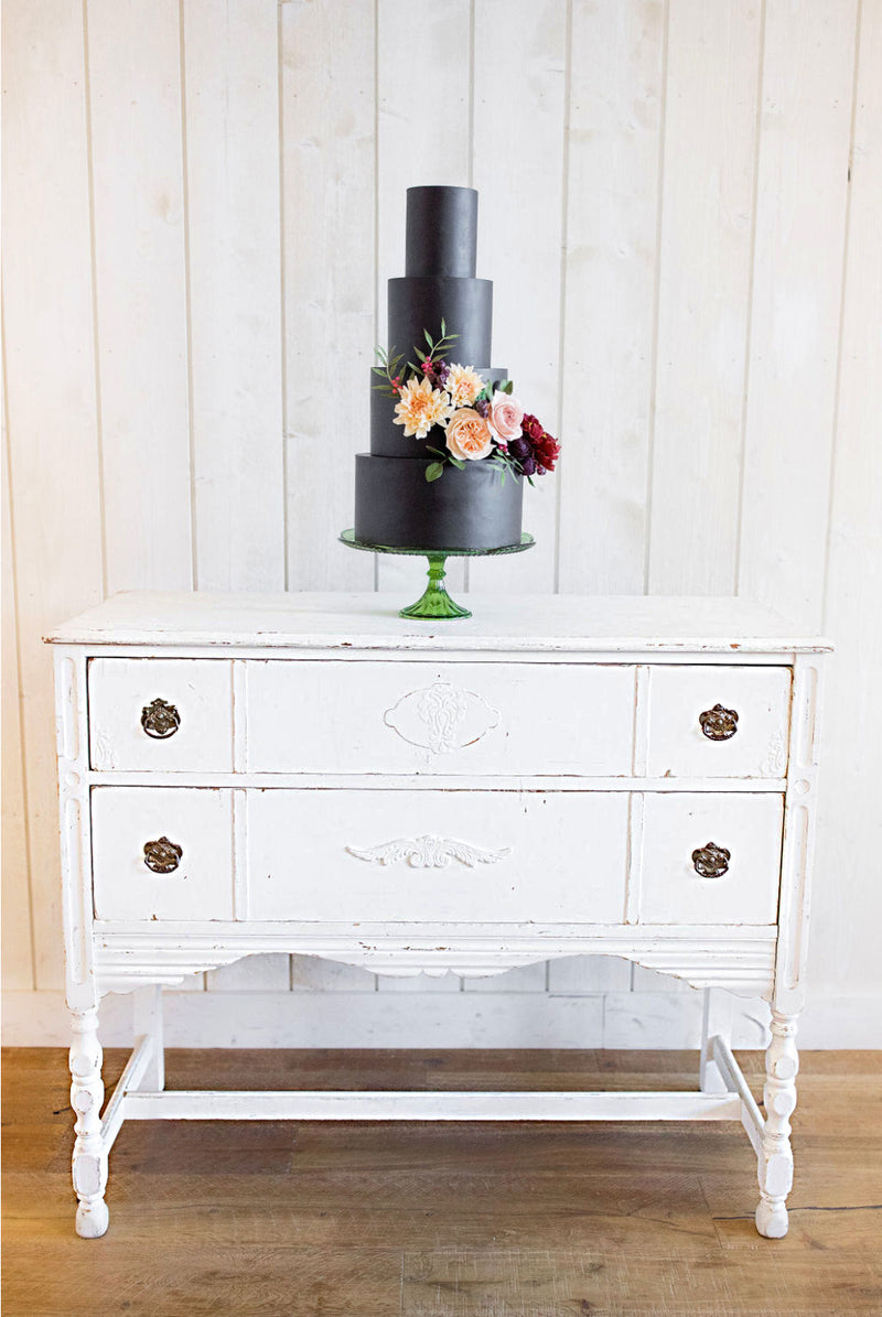 """Incurably Romantic"" Vintage Buffet"