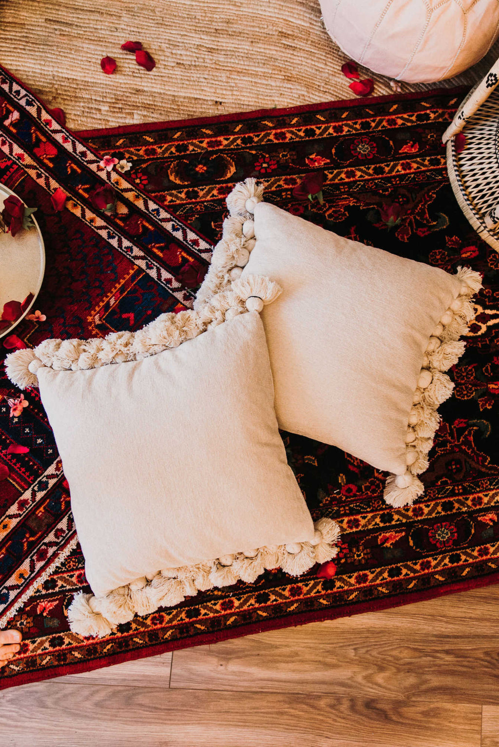 """Story"" Anthropologie Pillows 
