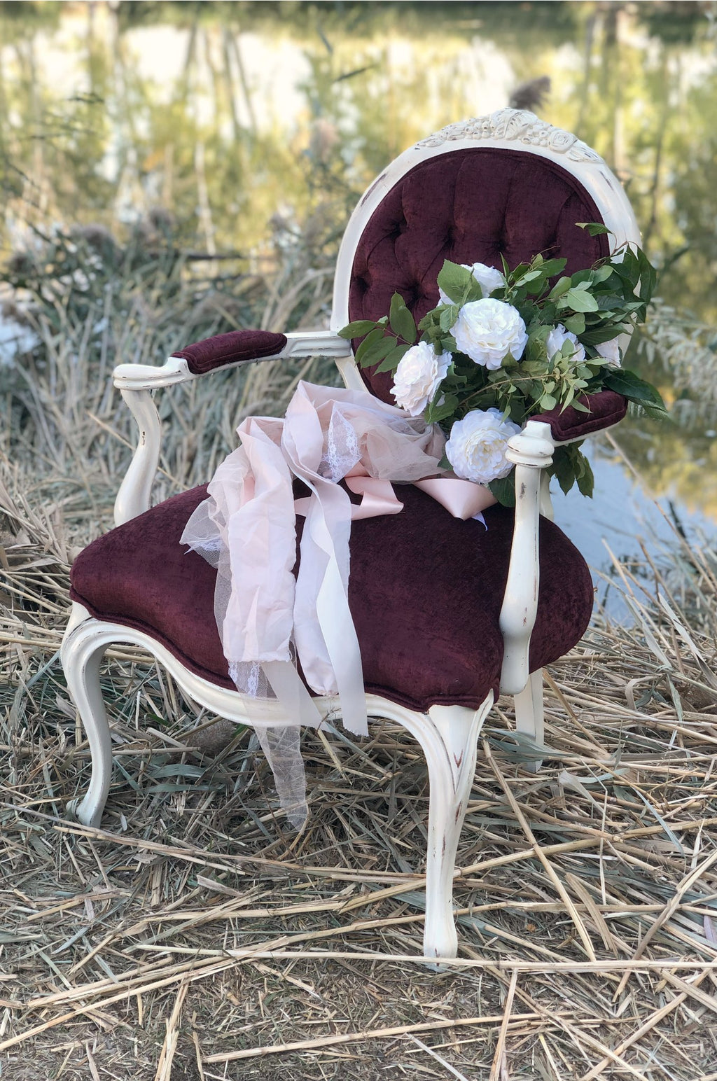 """Sugarplum"" Chairs 