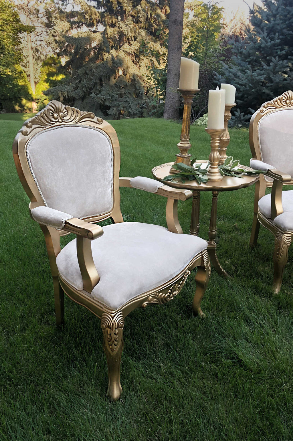 """Sweetheart"" Chairs (2)"