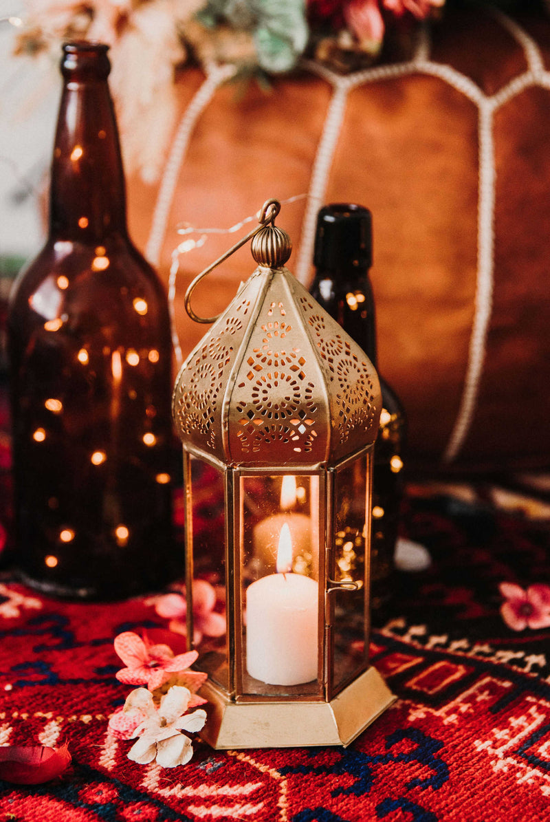 """Venus"" Moroccan Lanterns Tall 