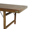 """Sinatra"" Wood Banquet Tables 