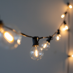 Views Solar LED String Lights