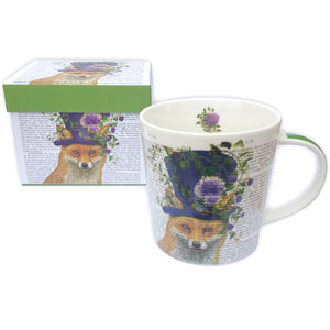 Fox Mug with Box