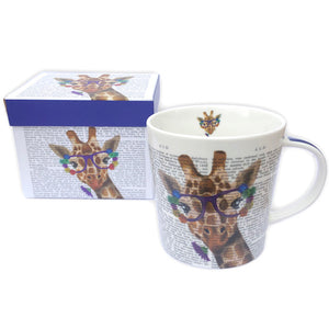 Giraffe Mug with Box