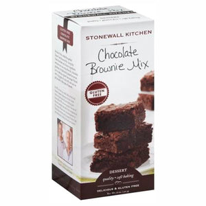Stonewall Kitchen's Chocolate Brownie Mix (Gluten Free)