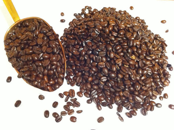 Decaf Santos Brazil Mild French Fresh Roasted Empire Coffee