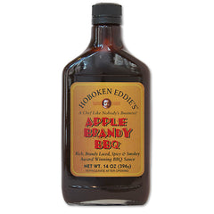 Apple Brandy BBQ Sauce