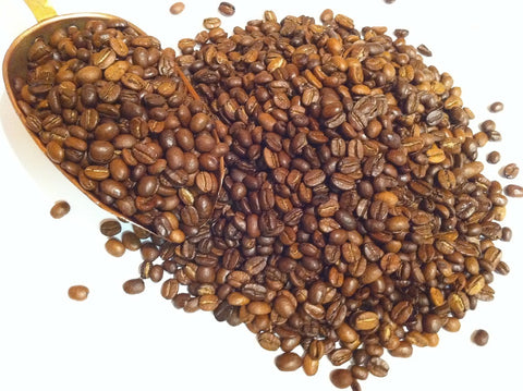 Ghandi's Choice Fresh Roasted Empire Coffee