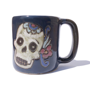 Day of the Dead Mara Stoneware Mug