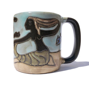 Mermaid Mara Stoneware Mug