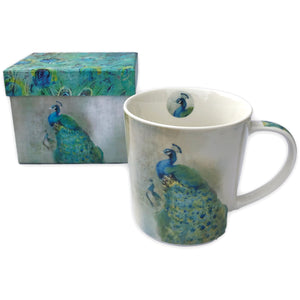 Peacock Royale Mug with Box