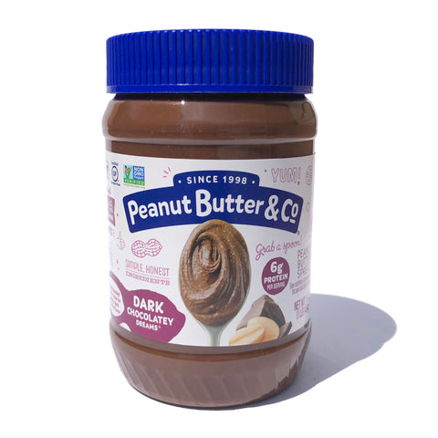 Peanut Butter & Co. Dark Chocolatey Dreams