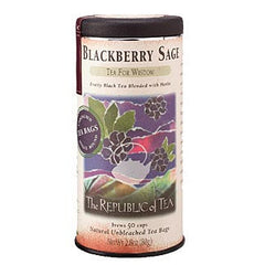 RT-Blackberry Sage Black Tea 50 Bags