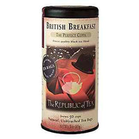RT-British Breakfast Tea, 50 Bags