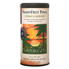 RT-PassionFruit Papaya Black Tea 50 Bags