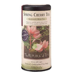 RT-Spring Cherry Green Tea 50 Bags