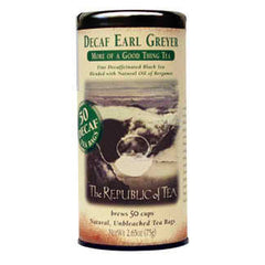 RT-Decaf Earl Greyer Tea 50 Bags
