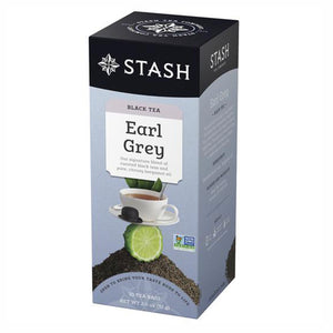 Stash Earl Grey Black, 30 Tea Bags