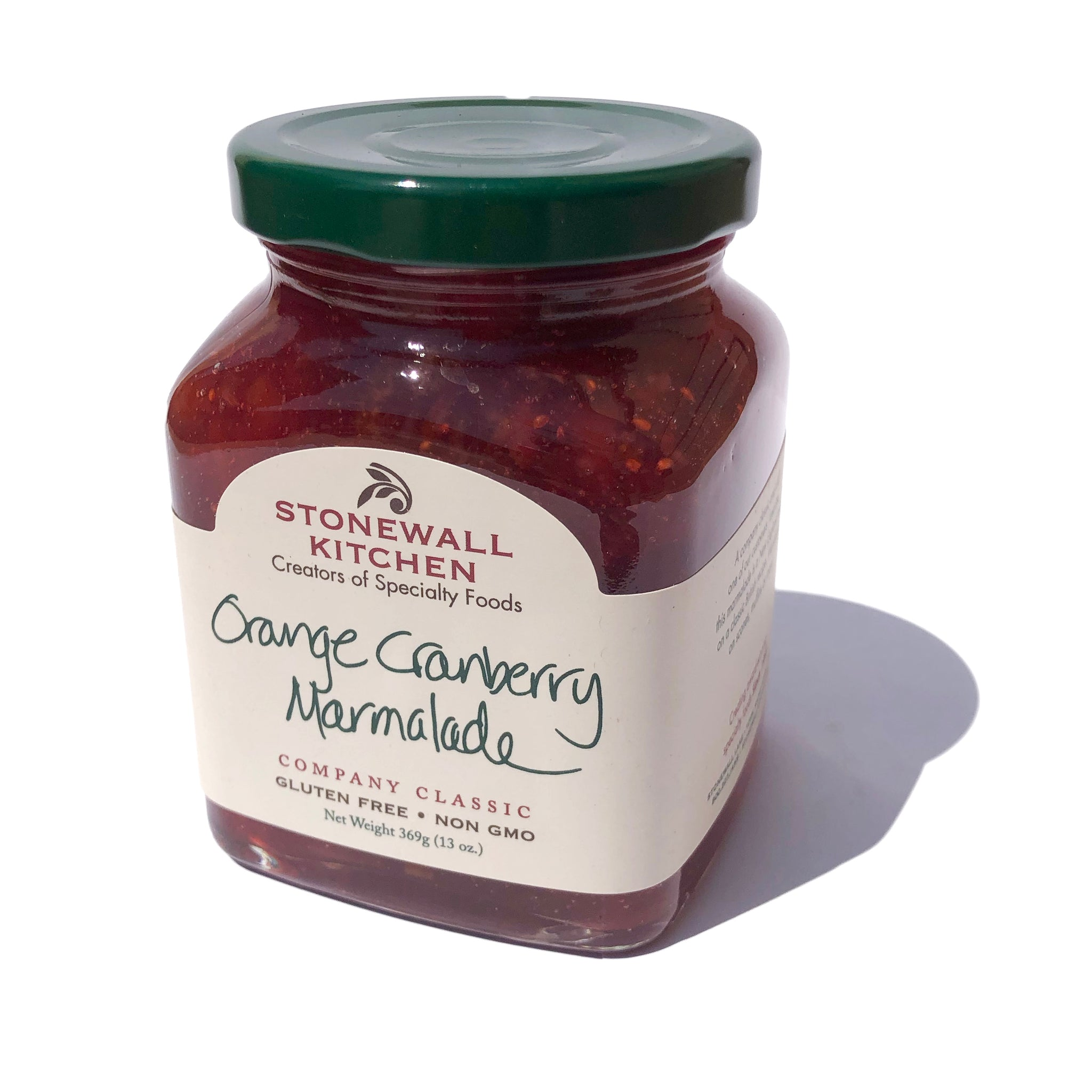Stonewall Kitchen - Orange Cranberry Marmalade, 13oz
