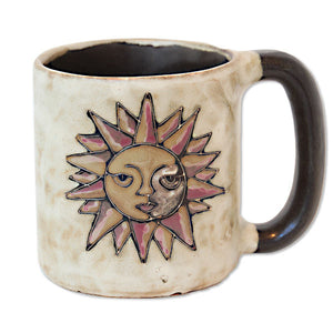 Sun and Moon Mara Stoneware Mug