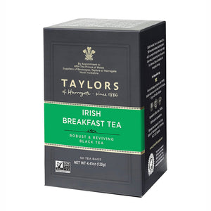 Taylor's Irish Breakfast Tea  50 Bags