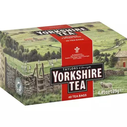 Yorkshire Red 40 CT