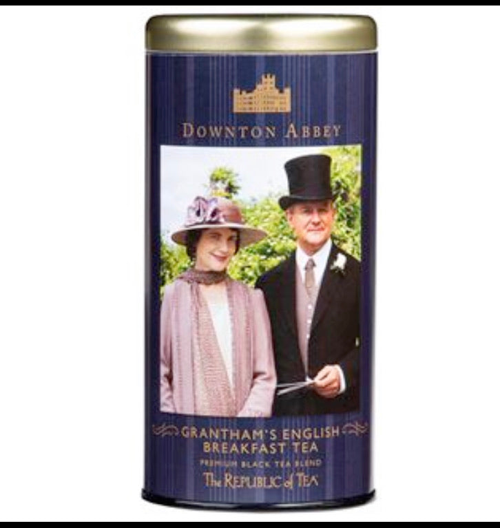 RT-Downton Abbey® Grantham English Breakfast Blend, 36 Tea Bags
