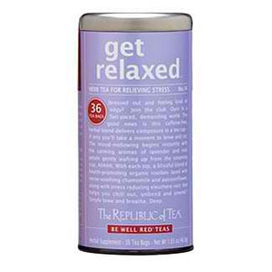 RT-get relaxed™ 36 Tea Bags Republic of Tea