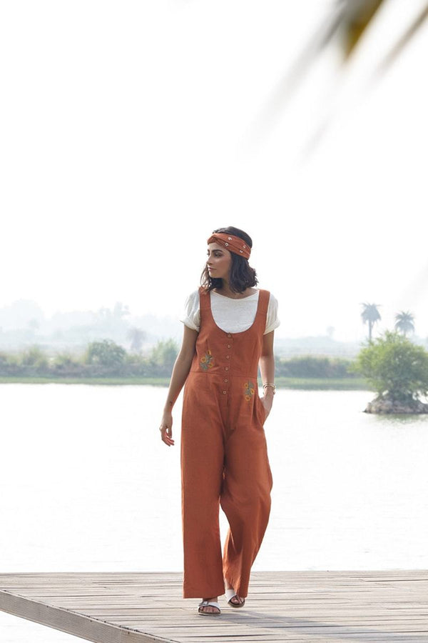 By the bay jumpsuit