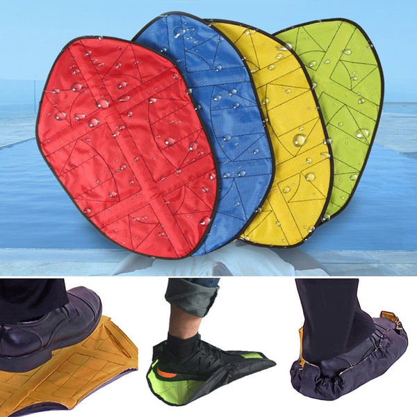 Reusable Automatic Shoe Covers